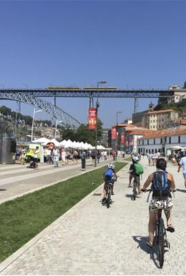 Porto pelo Douro